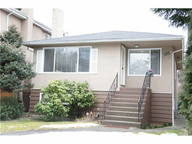 """Main Photo: 5926 LARCH Street in Vancouver: Kerrisdale House for sale in """"KERRISDALE"""" (Vancouver West)  : MLS®# R2321177"""