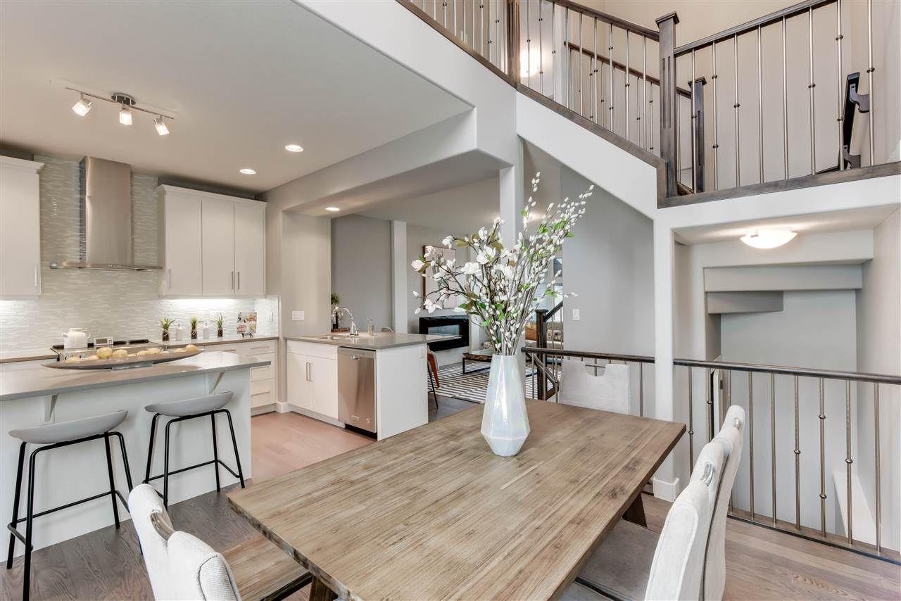 Main Photo: 12 Fosbury Link: Sherwood Park House Half Duplex for sale : MLS®# E4138057