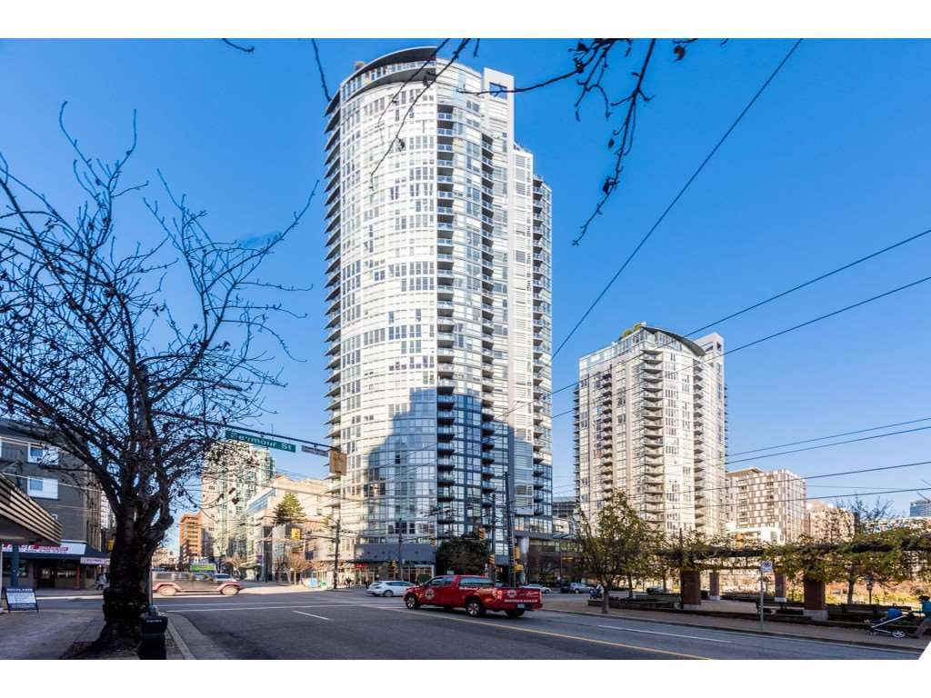 Main Photo: 3106 1199 SEYMOUR Street in Vancouver: Downtown VW Condo for sale (Vancouver West)  : MLS®# R2328618