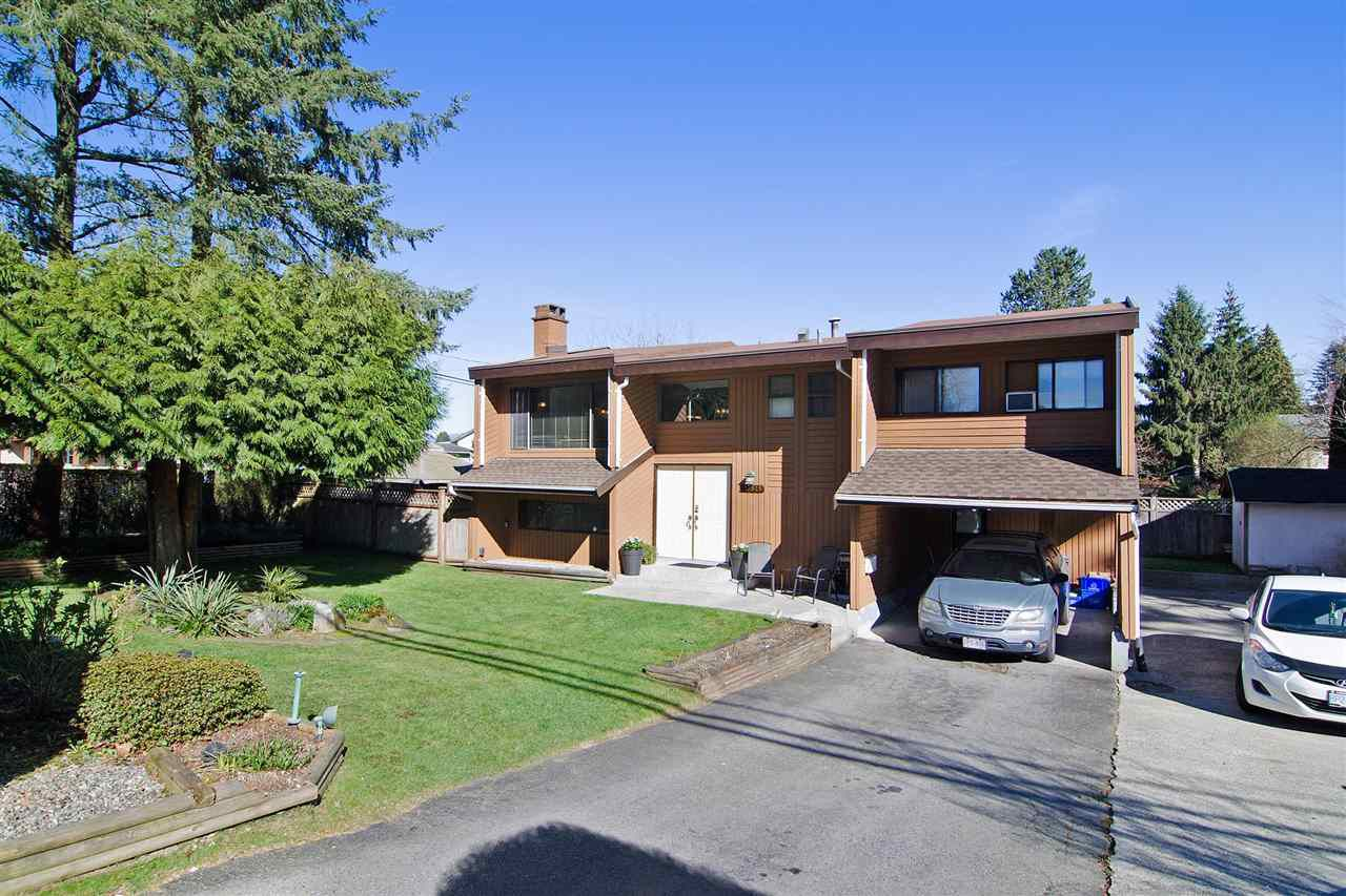 Main Photo: 19515 HAMMOND Road in Pitt Meadows: Central Meadows House for sale : MLS®# R2373867