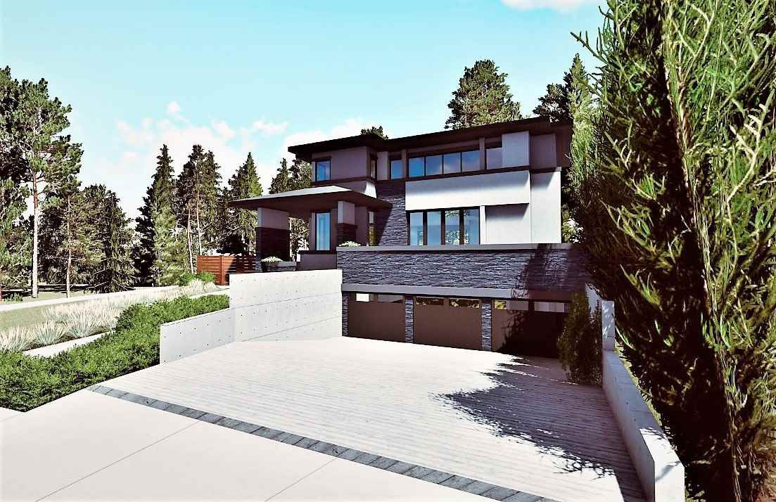 Main Photo: 4416 KENNEDY Cove in Edmonton: Zone 56 House for sale : MLS®# E4160941