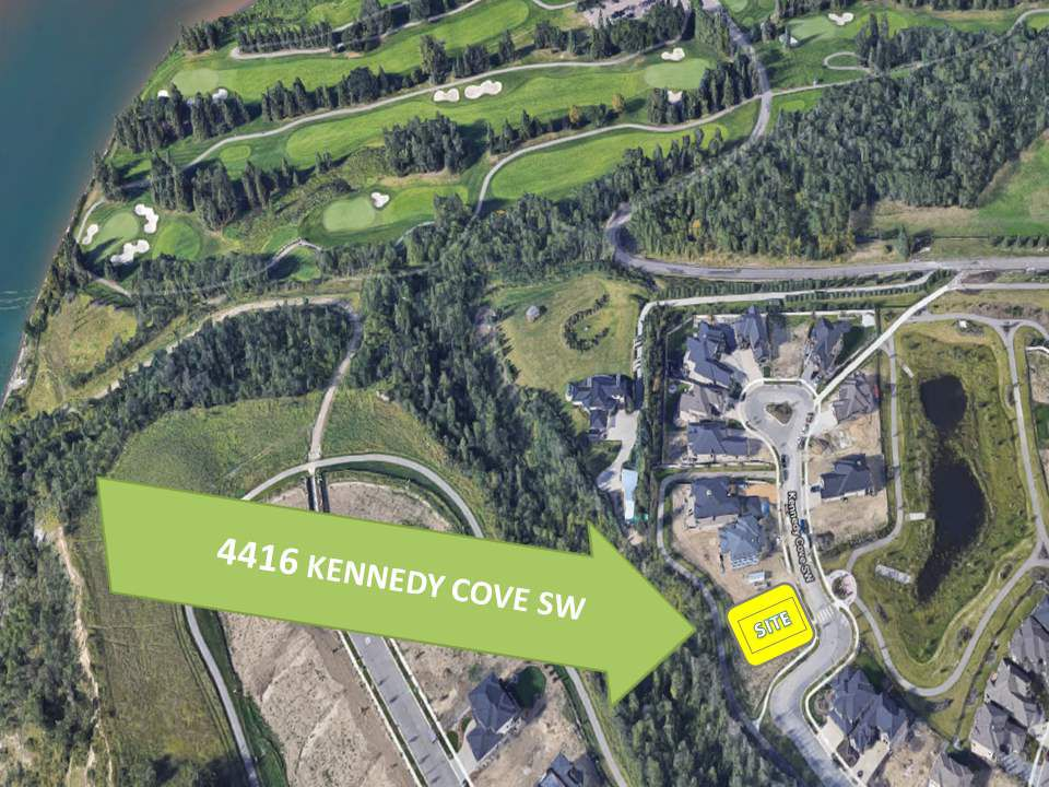 Main Photo: 4416 KENNEDY Cove in Edmonton: Zone 56 Vacant Lot for sale : MLS®# E4160941