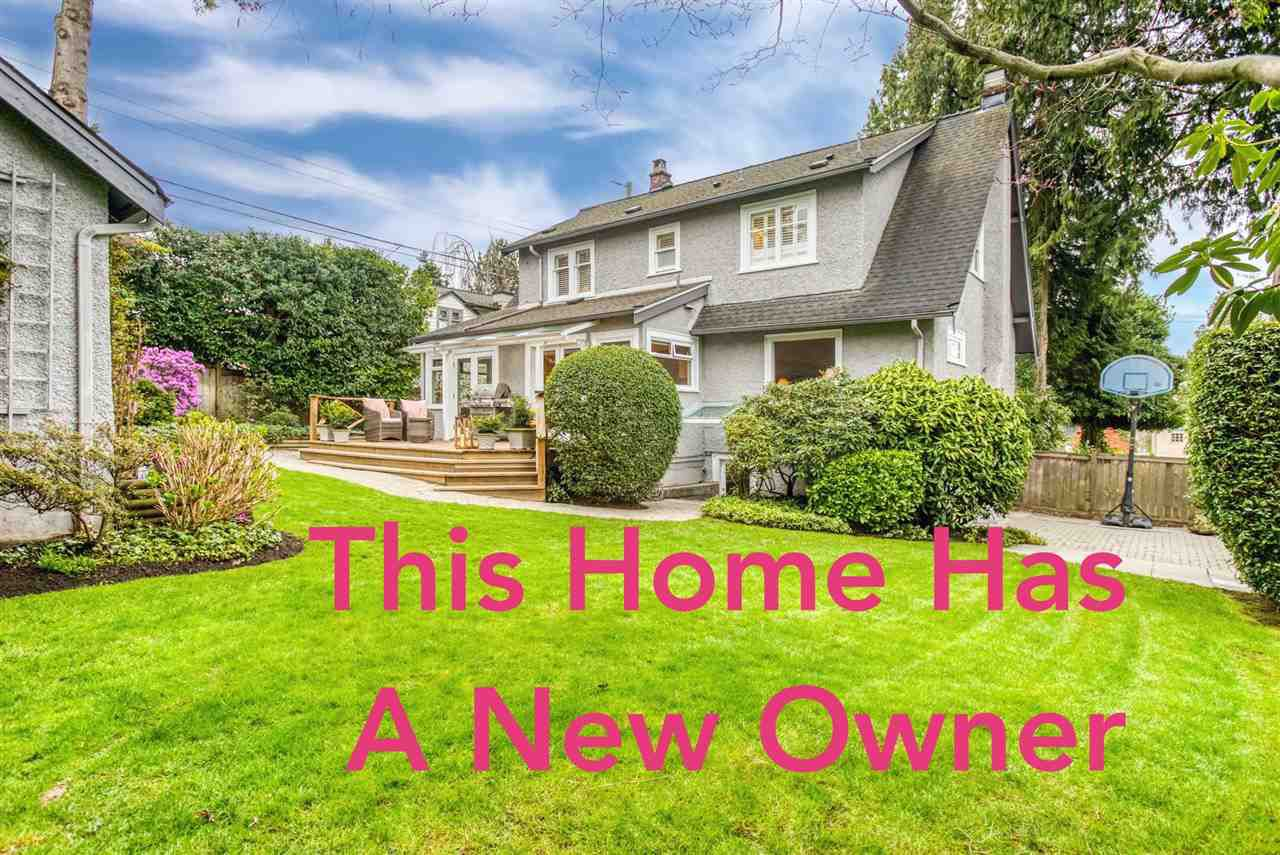 Main Photo: 2831 W 49TH Avenue in Vancouver: Kerrisdale House for sale (Vancouver West)  : MLS®# R2381303