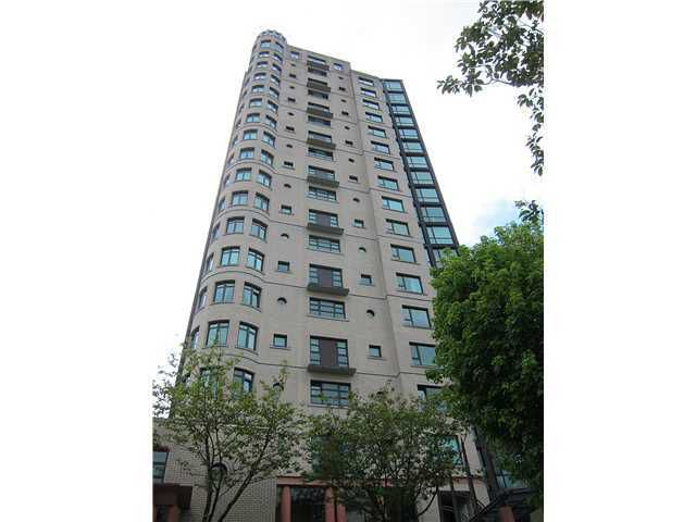 "Main Photo: 1102 2088 BARCLAY Street in Vancouver: West End VW Condo for sale in ""PRESIDIO"" (Vancouver West)  : MLS®# V913287"