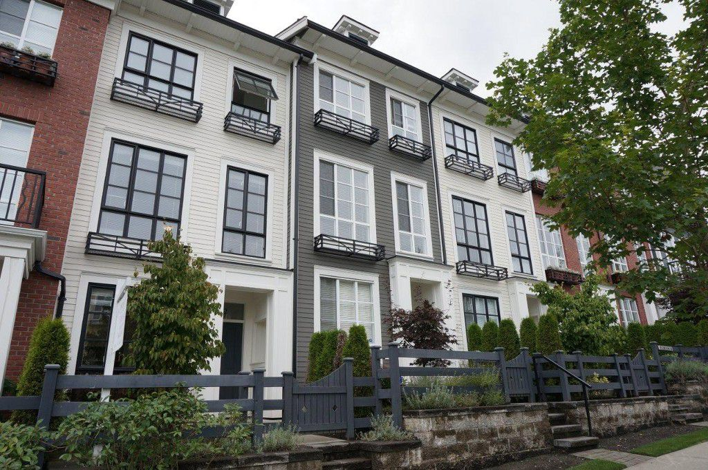 Main Photo: #2 - 1240 Holtby St. in Coquitlam: Burke Mountain Townhouse  : MLS®# V1017026
