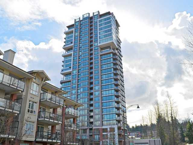 """Main Photo: 307 301 CAPILANO Road in Port Moody: Port Moody Centre Condo for sale in """"THE RESIDENCES"""" : MLS®# V1052524"""