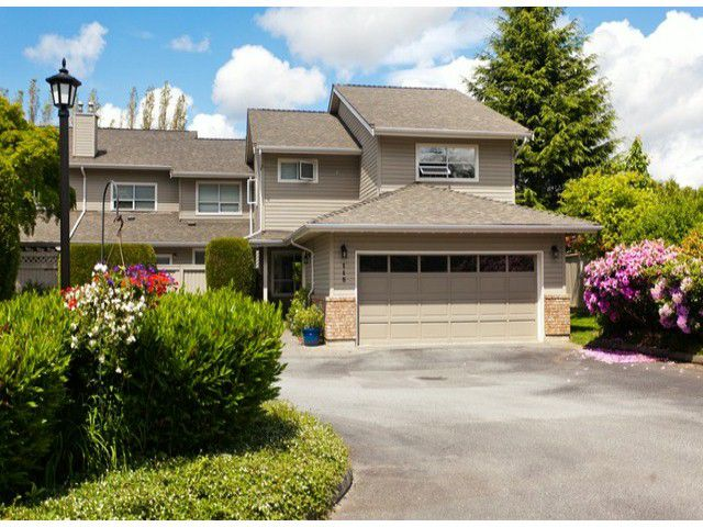 "Main Photo: 115 16350 14 Avenue in Surrey: King George Corridor Townhouse for sale in ""Westwinds"" (South Surrey White Rock)  : MLS®# F1413046"