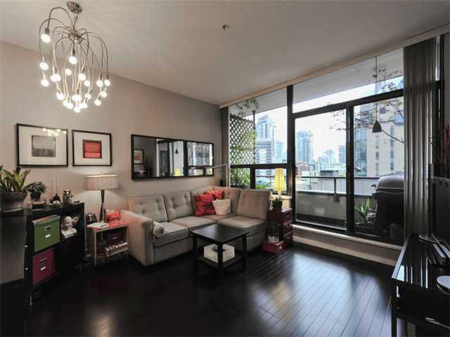 "Main Photo: 410 1010 HOWE Street in Vancouver: Downtown VW Condo for sale in ""FORTUNE HOUSE"" (Vancouver West)  : MLS®# V1090304"