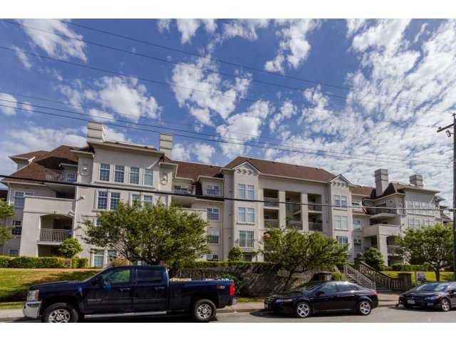 "Main Photo: 405 1655 GRANT Avenue in Port Coquitlam: Glenwood PQ Condo for sale in ""THE BENTON"" : MLS®# V1130835"