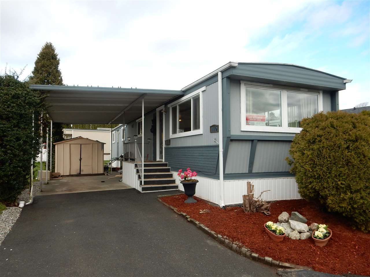 "Main Photo: 110 1840 160 Street in Surrey: King George Corridor Manufactured Home for sale in ""Breakaway Bays"" (South Surrey White Rock)  : MLS®# R2071791"
