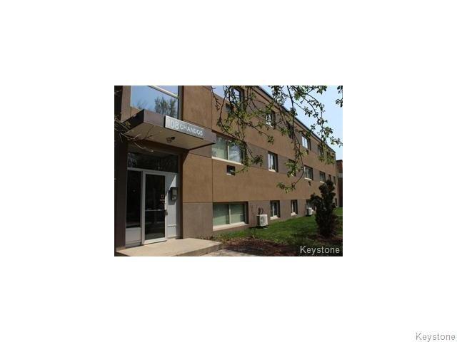 Main Photo: 108 Chandos Avenue in Winnipeg: Norwood Flats Condominium for sale (2B)  : MLS®# 1619043