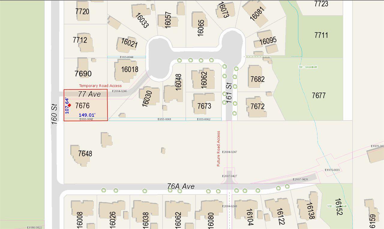 Main Photo: 7676 160 Street in Surrey: Fleetwood Tynehead Home for sale : MLS®# R2143443