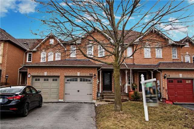 Main Photo: 96 Zachary Place in Whitby: Brooklin House (2-Storey) for sale : MLS®# E3725690