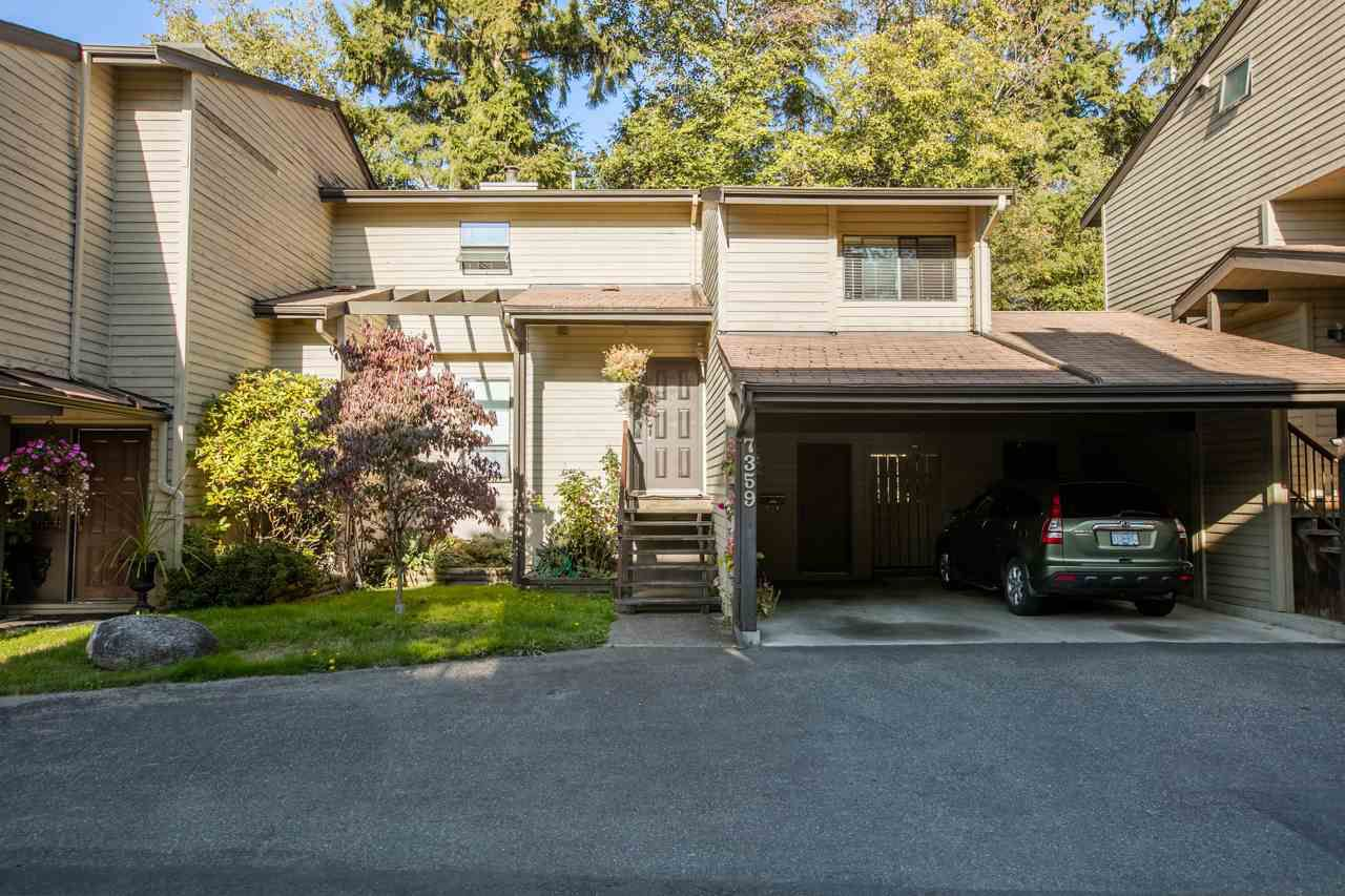 "Main Photo: 7359 PINNACLE Court in Vancouver: Champlain Heights Townhouse for sale in ""PARKLANE"" (Vancouver East)  : MLS®# R2207367"