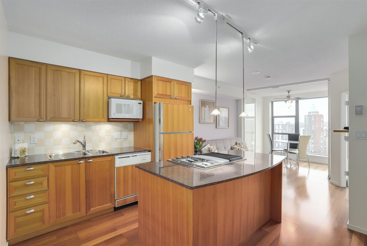 Main Photo: 1903 1723 ALBERNI STREET in Vancouver: West End VW Condo for sale (Vancouver West)  : MLS®# R2255392