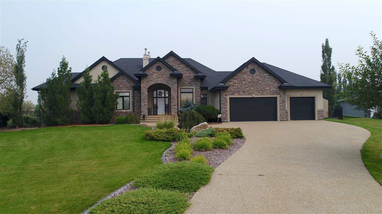 Main Photo: 129 Greenfield Way: Fort Saskatchewan House for sale : MLS®# E4127164