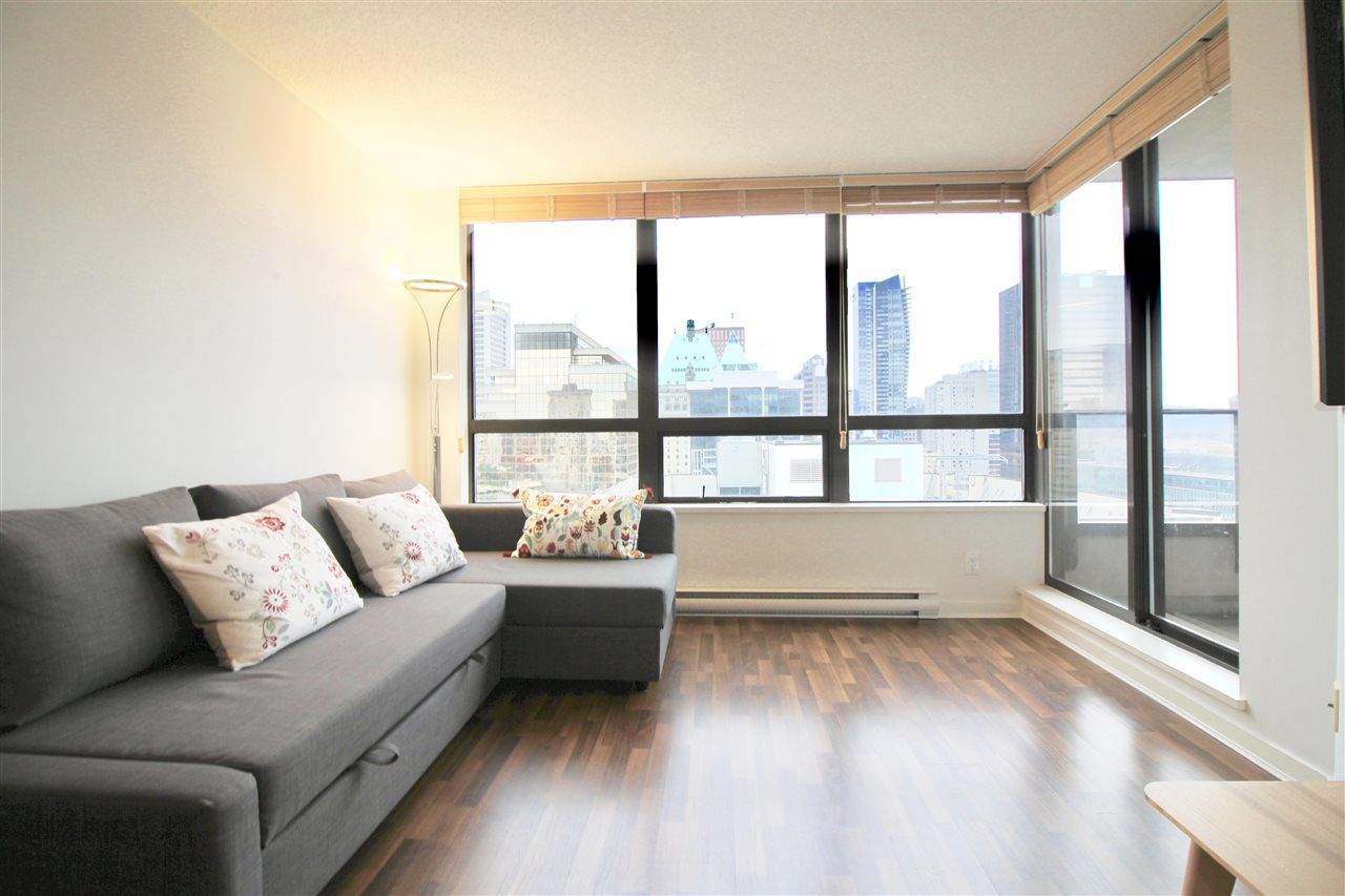 "Main Photo: 1916 938 SMITHE Street in Vancouver: Downtown VW Condo for sale in ""ELECTRIC AVENUE"" (Vancouver West)  : MLS®# R2321492"