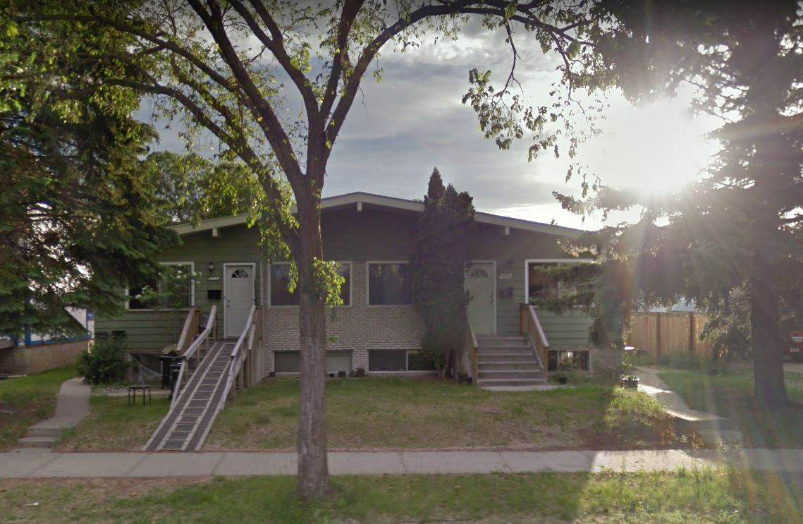 Main Photo: 12732 113A Street in Edmonton: Zone 01 House Half Duplex for sale : MLS®# E4135878