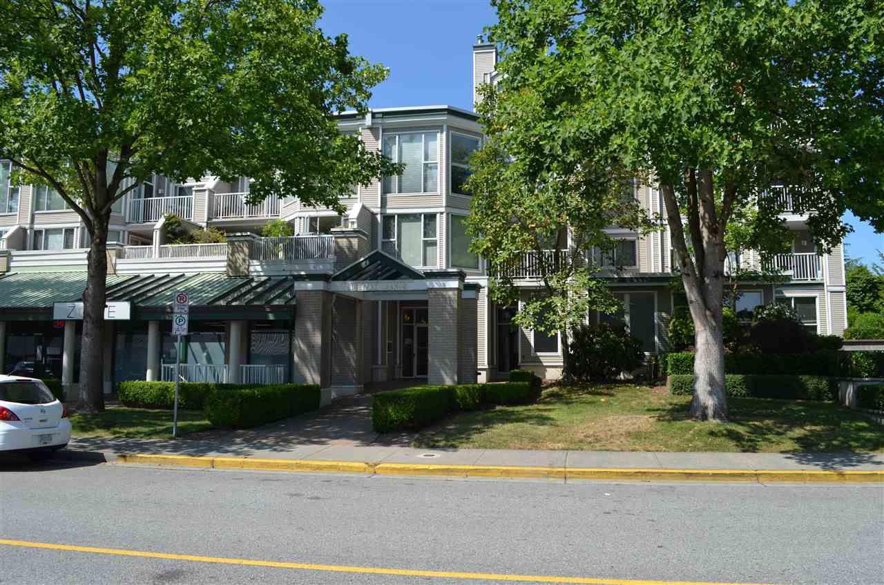 "Main Photo: 309 12155 191B Street in Pitt Meadows: Central Meadows Condo for sale in ""EDGE PARK MANOR"" : MLS®# R2331027"