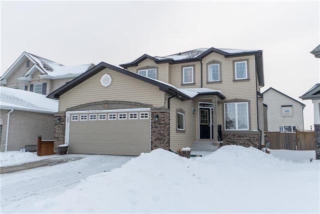 Main Photo: 202 Moonbeam Way in Winnipeg: Sage Creek Residential for sale (2K)  : MLS®# 1900698