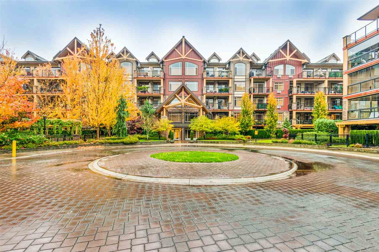 "Main Photo: 465 8328 207A Street in Langley: Willoughby Heights Condo for sale in ""Yorkson Creek"" : MLS®# R2351697"