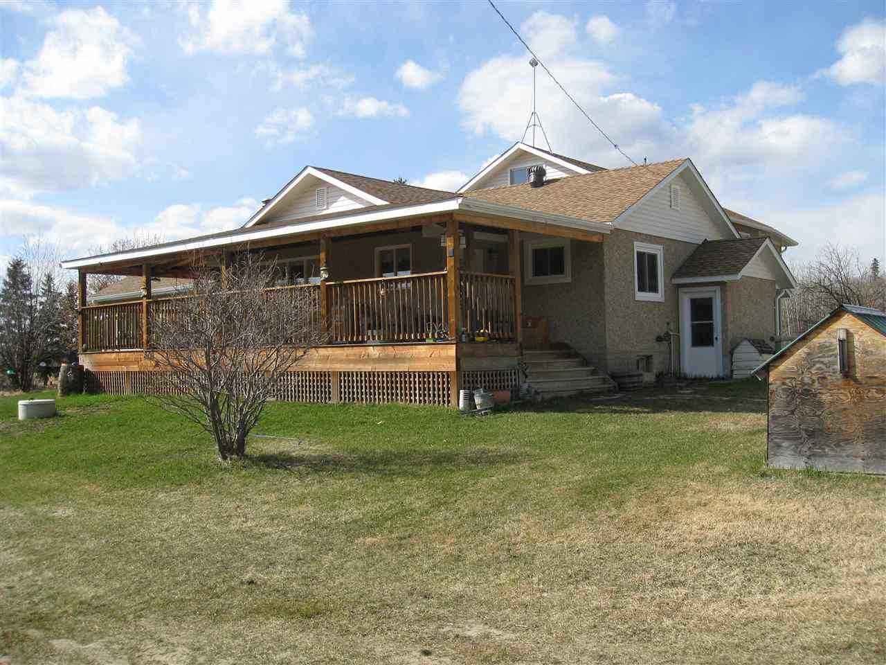 Main Photo: 2418 Twp Rd 562: Rural Lac Ste. Anne County House for sale : MLS®# E4153813