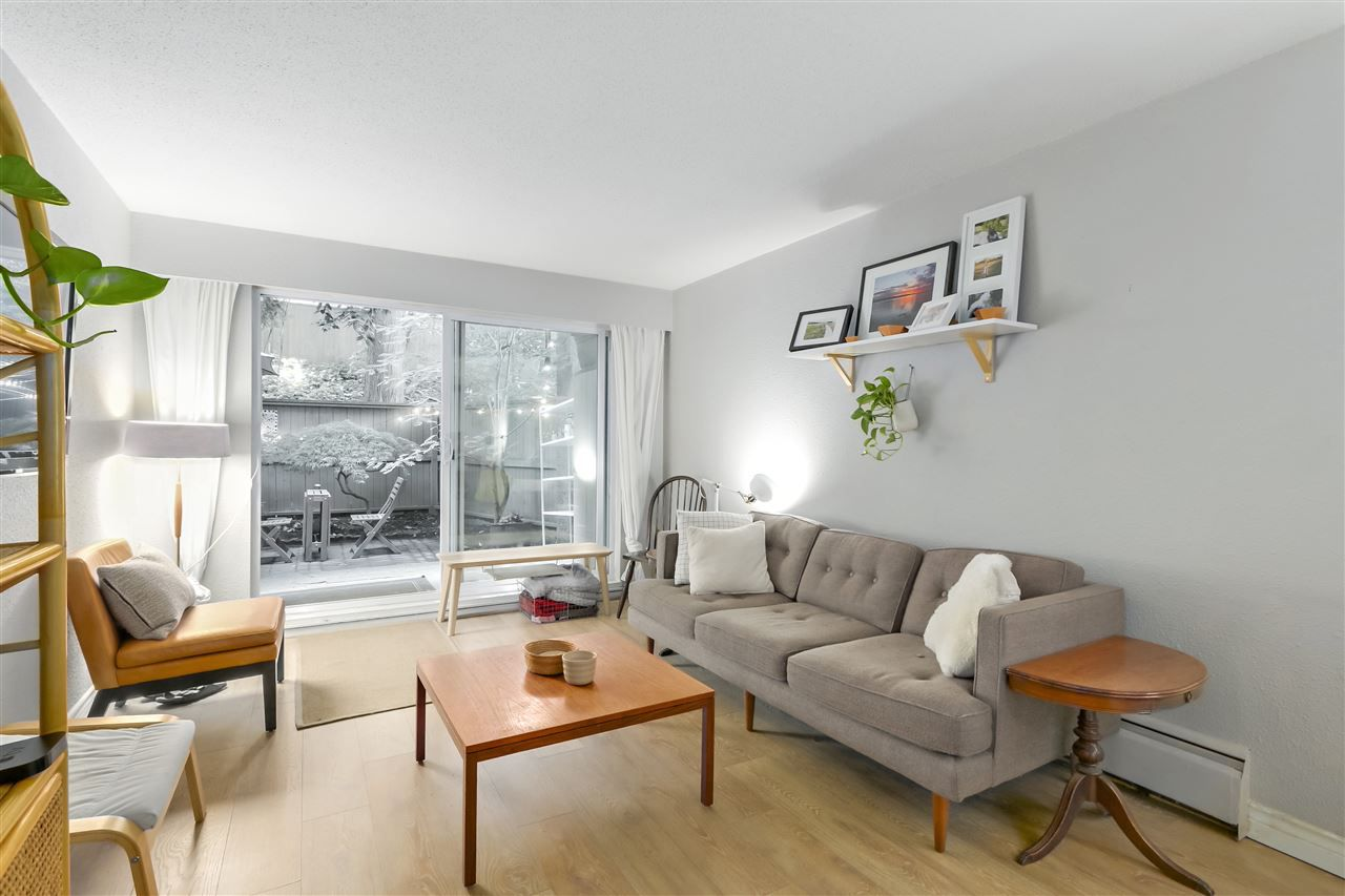 """Main Photo: 719 774 GREAT NORTHERN Way in Vancouver: Mount Pleasant VE Condo for sale in """"Pacific Terraces"""" (Vancouver East)  : MLS®# R2386489"""