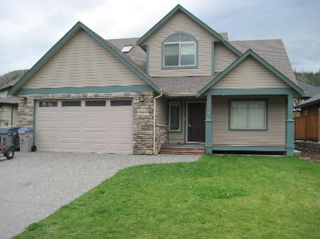 Main Photo: 8945 BADGER DR in KAMLOOPS: House for sale (Campbell Creek/Deloro)  : MLS®# 101237