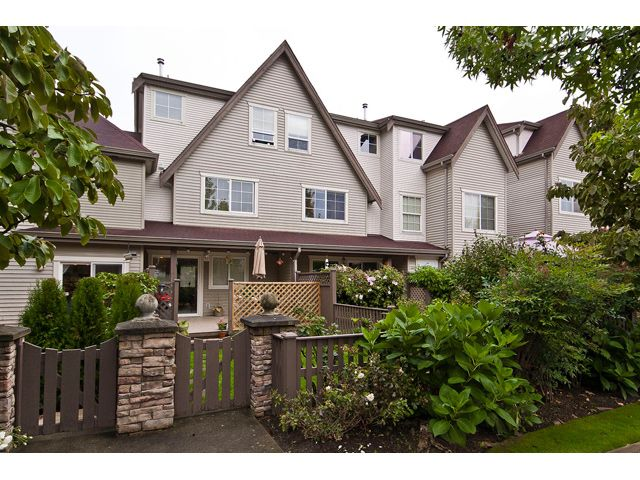 "Main Photo: 77 15355 26TH Avenue in Surrey: King George Corridor Townhouse for sale in ""Southwind"" (South Surrey White Rock)  : MLS®# F1124862"
