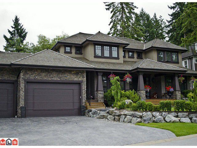 "Main Photo: 2902 146A Street in Surrey: Elgin Chantrell House for sale in ""ELGIN RIDGE"" (South Surrey White Rock)  : MLS®# F1126987"