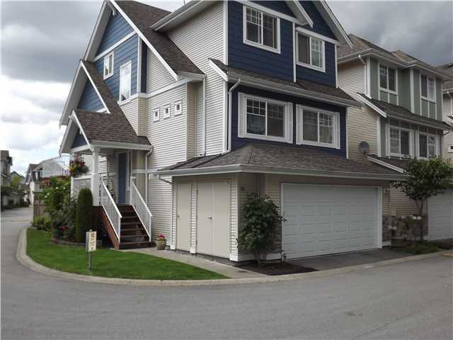 Main Photo: 50 1108 RIVERSIDE Close in Port Coquitlam: Riverwood House for sale : MLS®# V955571