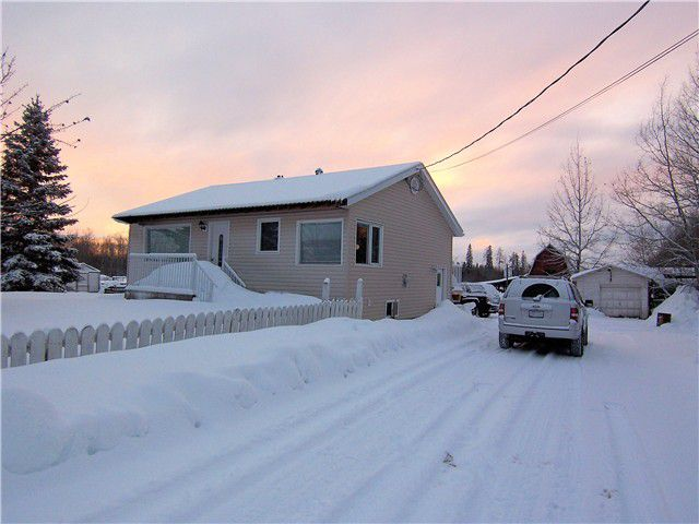 "Main Photo: 6775 SUTLEY Road in Prince George: Pineview House for sale in ""PINEVIEW"" (PG Rural South (Zone 78))  : MLS®# N233291"