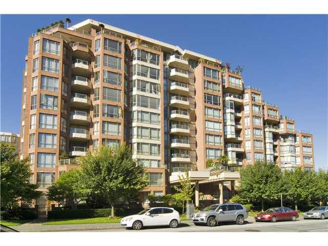 Main Photo: # 701 2201 PINE ST in Vancouver: Fairview VW Condo for sale (Vancouver West)  : MLS®# V669648