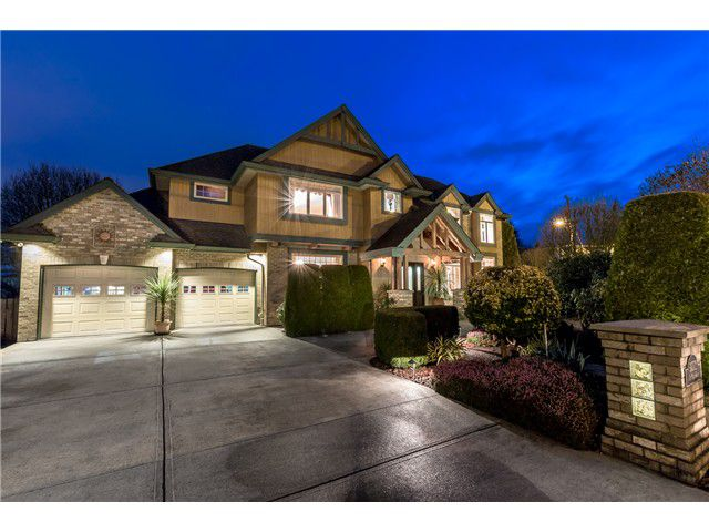 Main Photo: 31772 OLD YALE Road in Abbotsford: Abbotsford West House for sale : MLS®# F1431923
