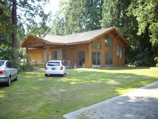 Main Photo: 13530 WOODCREST Drive in Surrey: Elgin Chantrell House for sale (South Surrey White Rock)  : MLS®# F1437939