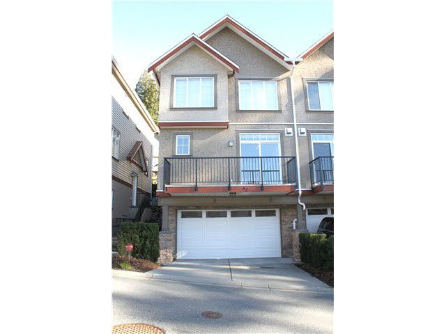 """Main Photo: 42 35626 MCKEE Road in Abbotsford: Abbotsford East Townhouse for sale in """"LEDGEVIEW VILLAS"""" : MLS®# R2057970"""