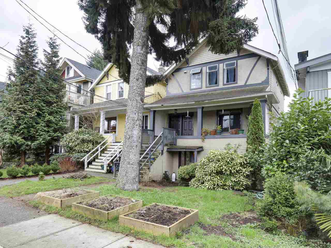 """Main Photo: 1182 E 13TH Avenue in Vancouver: Mount Pleasant VE House for sale in """"Mount Pleasant"""" (Vancouver East)  : MLS®# R2150040"""