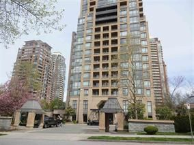 """Main Photo: 607 7368 SANDBORNE Avenue in Burnaby: South Slope Condo for sale in """"MAYFAIR PLACE"""" (Burnaby South)  : MLS®# R2166297"""