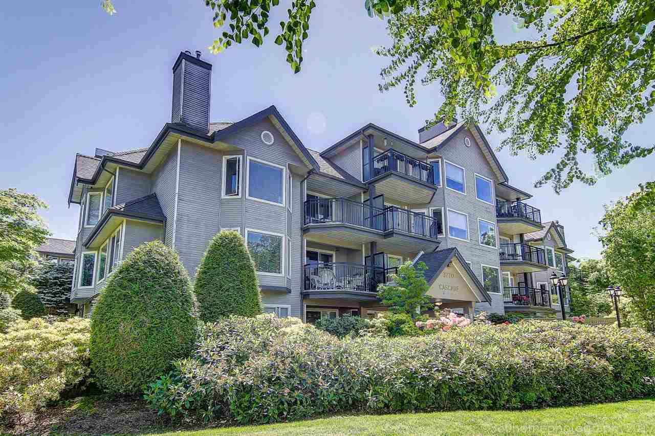 """Main Photo: 203 3770 MANOR Street in Burnaby: Central BN Condo for sale in """"CASCADE WEST"""" (Burnaby North)  : MLS®# R2170827"""