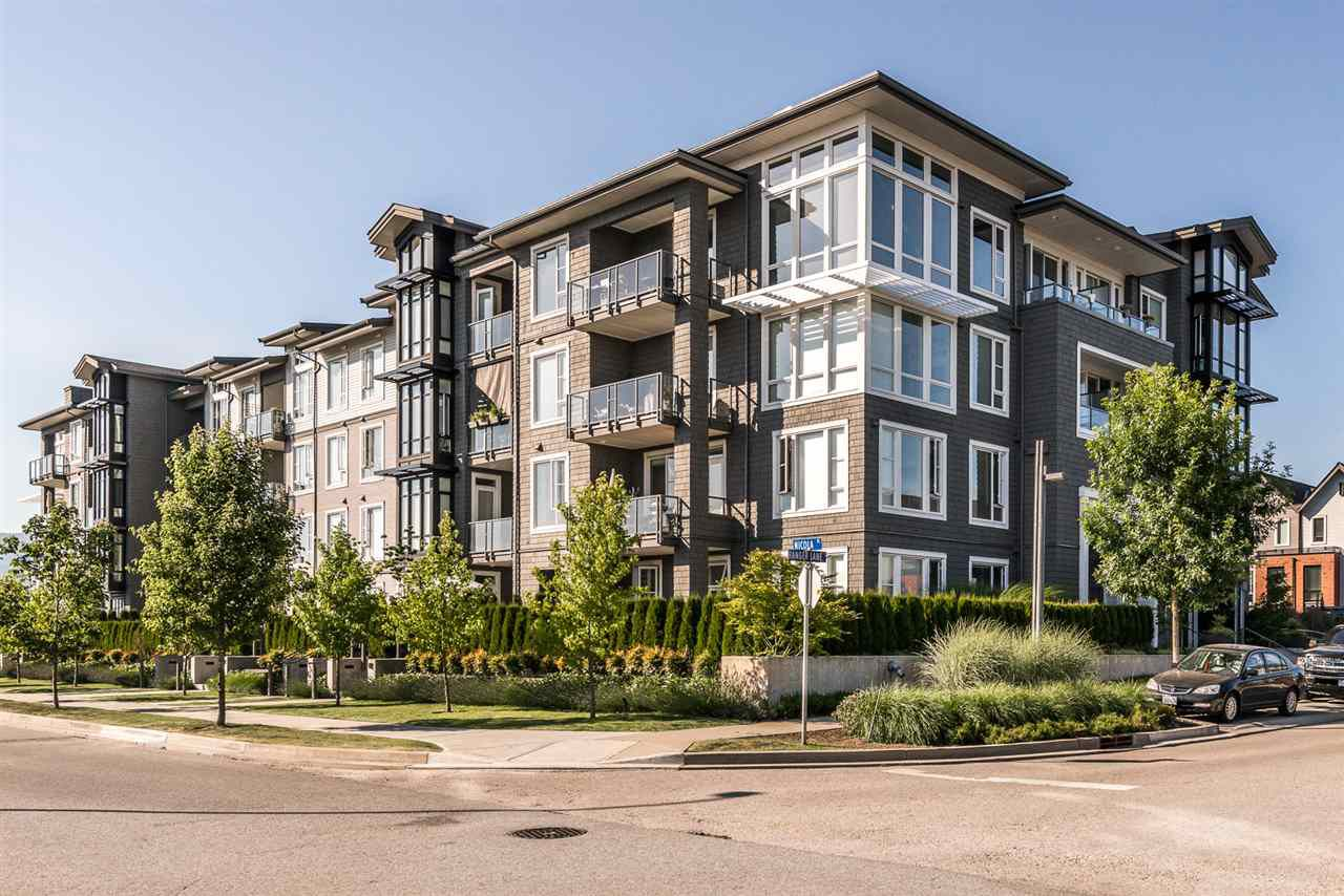 """Main Photo: 307 2307 RANGER Lane in Port Coquitlam: Riverwood Condo for sale in """"FREEMONT GREEN SOUTH"""" : MLS®# R2206669"""