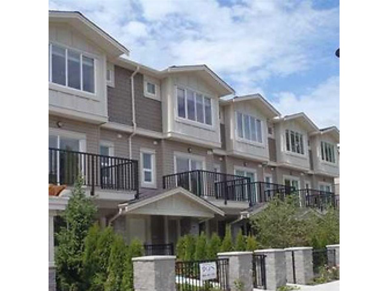 Main Photo: 19 7051 ASH Street in Richmond: McLennan North Townhouse for sale : MLS®# R2210552