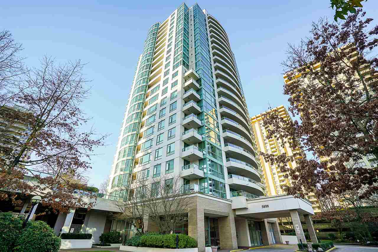 """Main Photo: 902 5899 WILSON Avenue in Burnaby: Central Park BS Condo for sale in """"PARAMOUNT 11"""" (Burnaby South)  : MLS®# R2226687"""