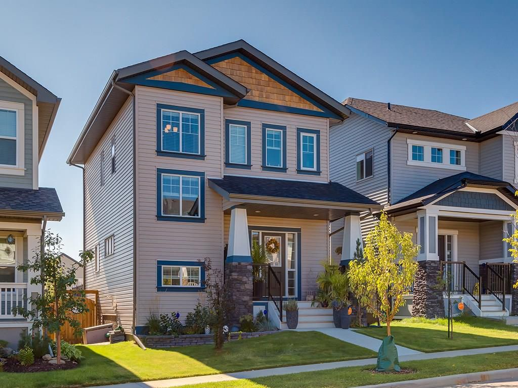 Main Photo: 31 REUNION Grove NW: Airdrie House for sale : MLS®# C4178668