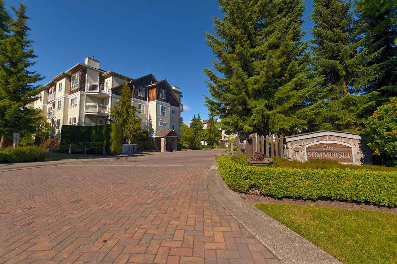 """Main Photo: 204 10188 155 Street in Surrey: Guildford Condo for sale in """"SOMMERSET"""" (North Surrey)  : MLS®# R2278323"""