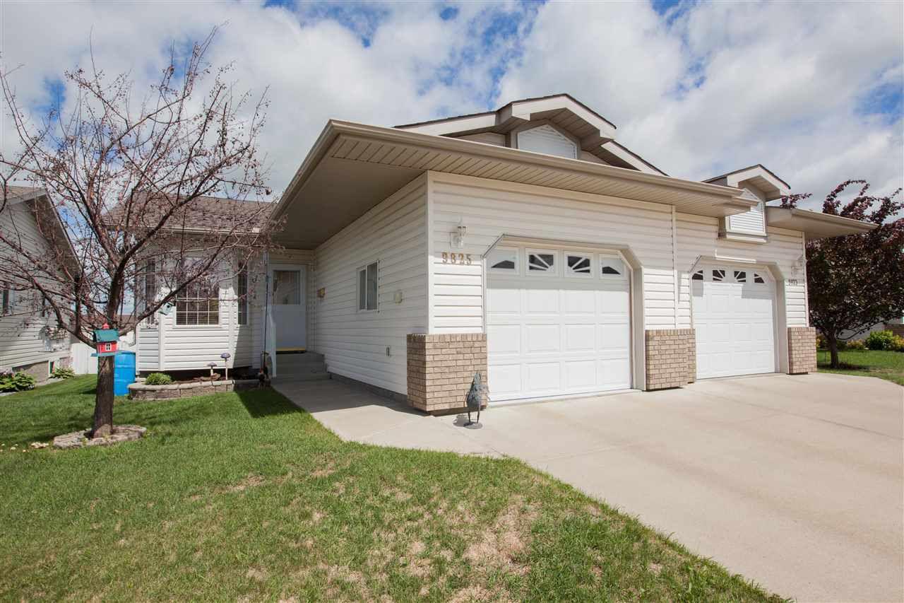 Main Photo: 9825 100A Avenue: Morinville House Half Duplex for sale : MLS®# E4121632
