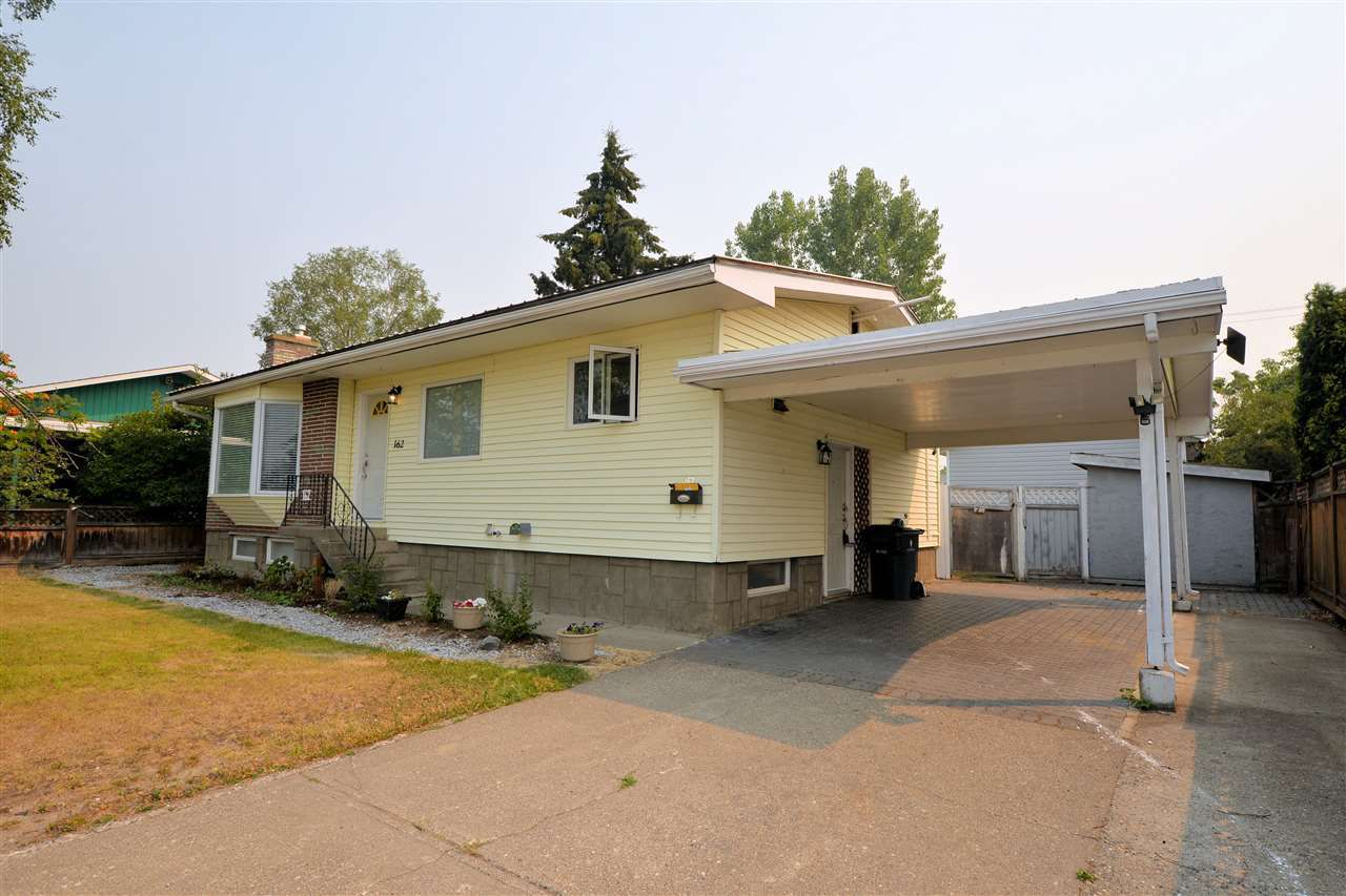 """Main Photo: 162 S OGILVIE Street in Prince George: Quinson House for sale in """"QUINSON"""" (PG City West (Zone 71))  : MLS®# R2296392"""