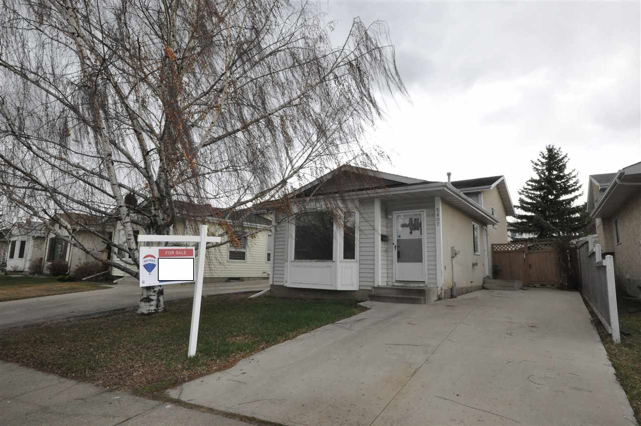 Photo 1: Photos: 5807 188 Street in Edmonton: Zone 20 House for sale : MLS®# E4138503