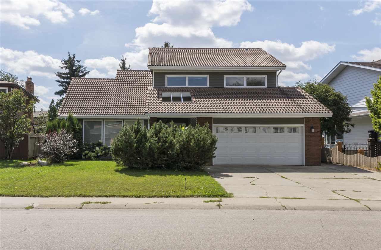 Main Photo: 14721 47 Avenue in Edmonton: Zone 14 House for sale : MLS®# E4143802