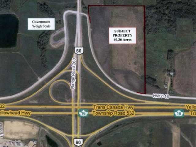 Main Photo: 53211 RGE RD 263: Rural Parkland County Rural Land/Vacant Lot for sale : MLS®# E4152795