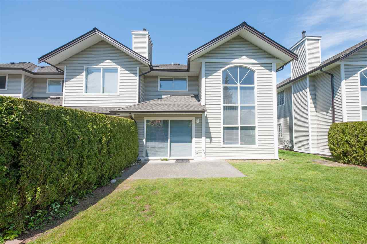Main Photo: 56 1370 RIVERWOOD Gate in Port Coquitlam: Riverwood Townhouse for sale : MLS®# R2366652